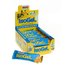 High5 IsoGel Box 25x60ml Orange